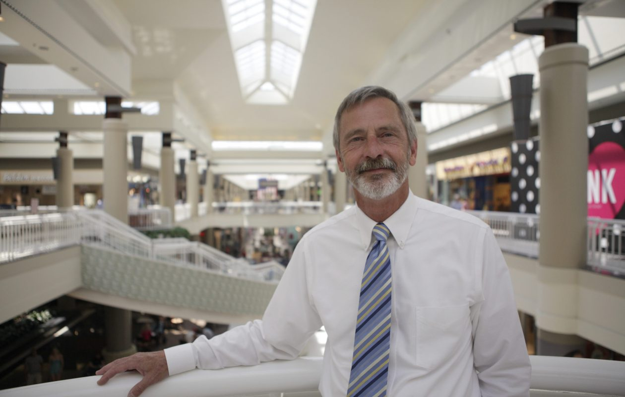 John Ecklund during his tenure at the Walden Galleria in 2013. (Buffalo News file photo)