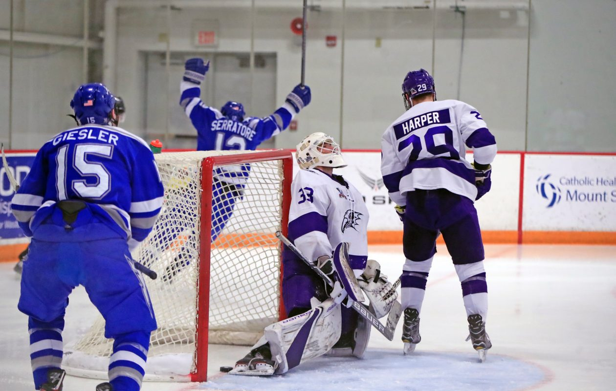 Niagara has lost nine of their last 11 games. (Harry Scull Jr./Buffalo News)