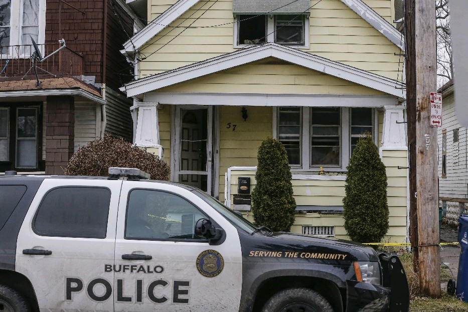 Community activists say Buffalo's new interim police commissioner should get officers out of their cars and onto city sidewalks where they can walk the beat and get to know residents and store owners. (Derek Gee/News file photo)