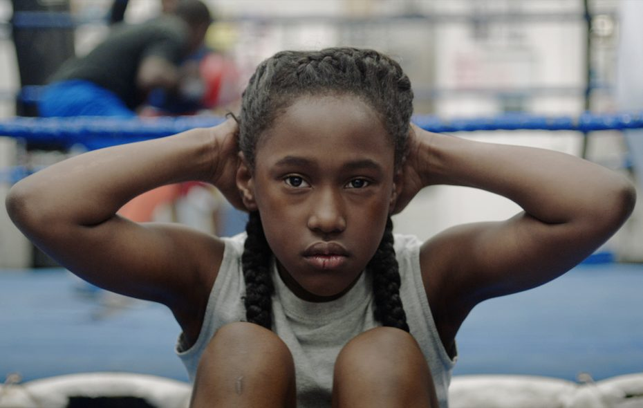 "Royalty Hightower stars as Toni in ""The Fits."""
