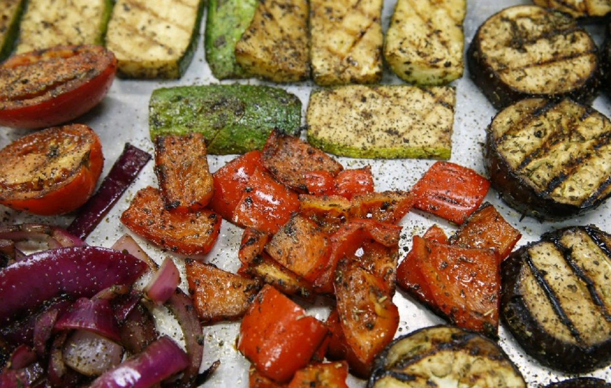 Veggies are better for the environment and better for you. (Mark Mulville/News file photo)