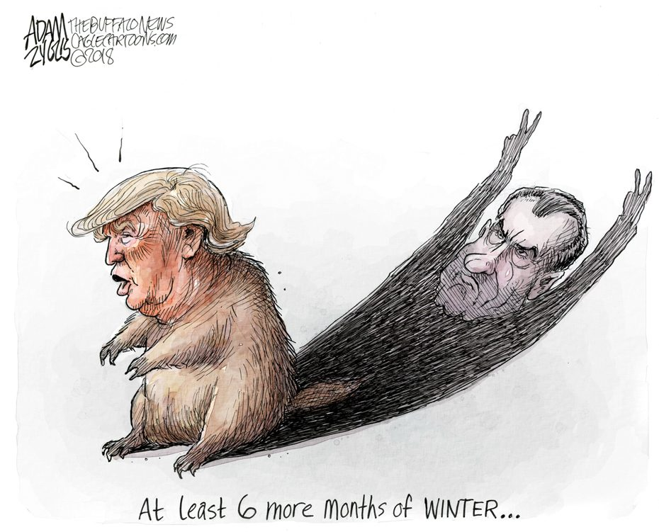 Groundhog Day: February 2, 2018