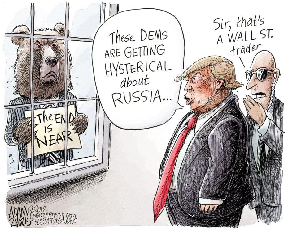 Bear Hysteria: February 7, 2018