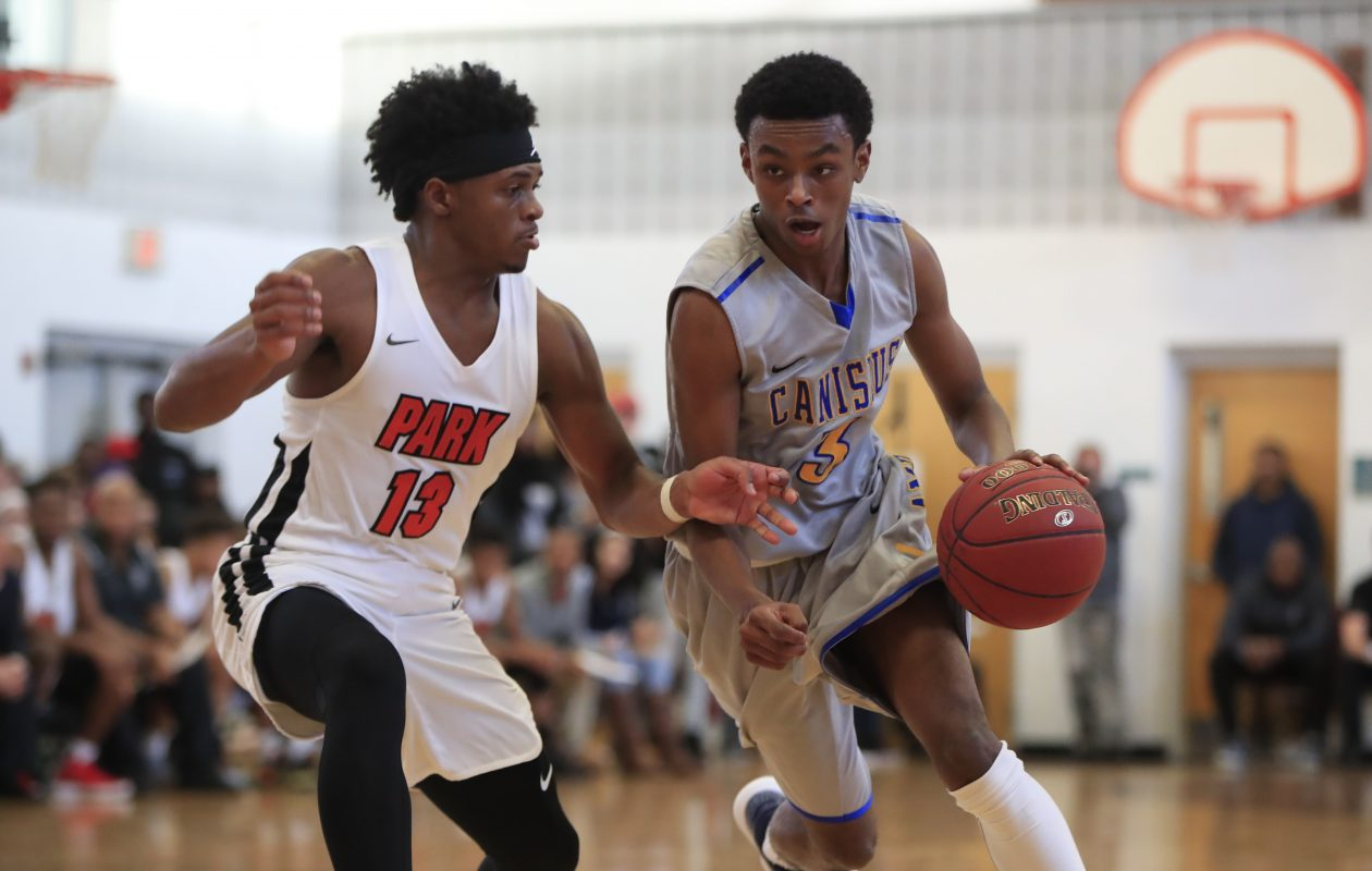 Daniel Scott of Park is on the Division I radar. (Harry Scull Jr./ Buffalo News)