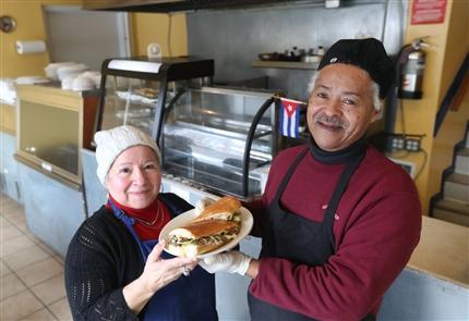 Sabores De Mi Tierra: Cheap Eats