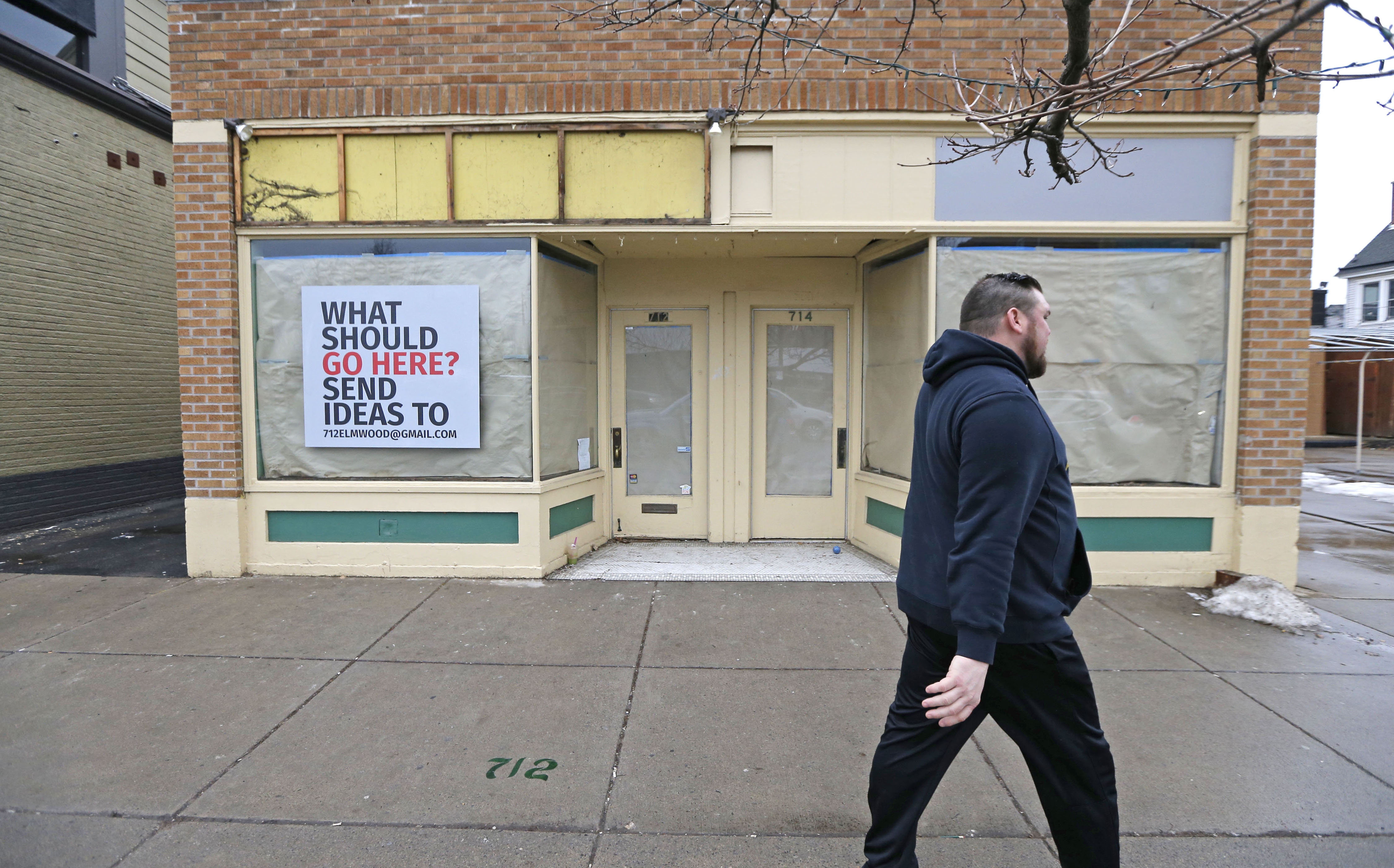 Elmwood Avenue s empty storefronts causing concern – The Buffalo News