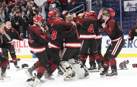 Super Monday: WNY high school hockey championships
