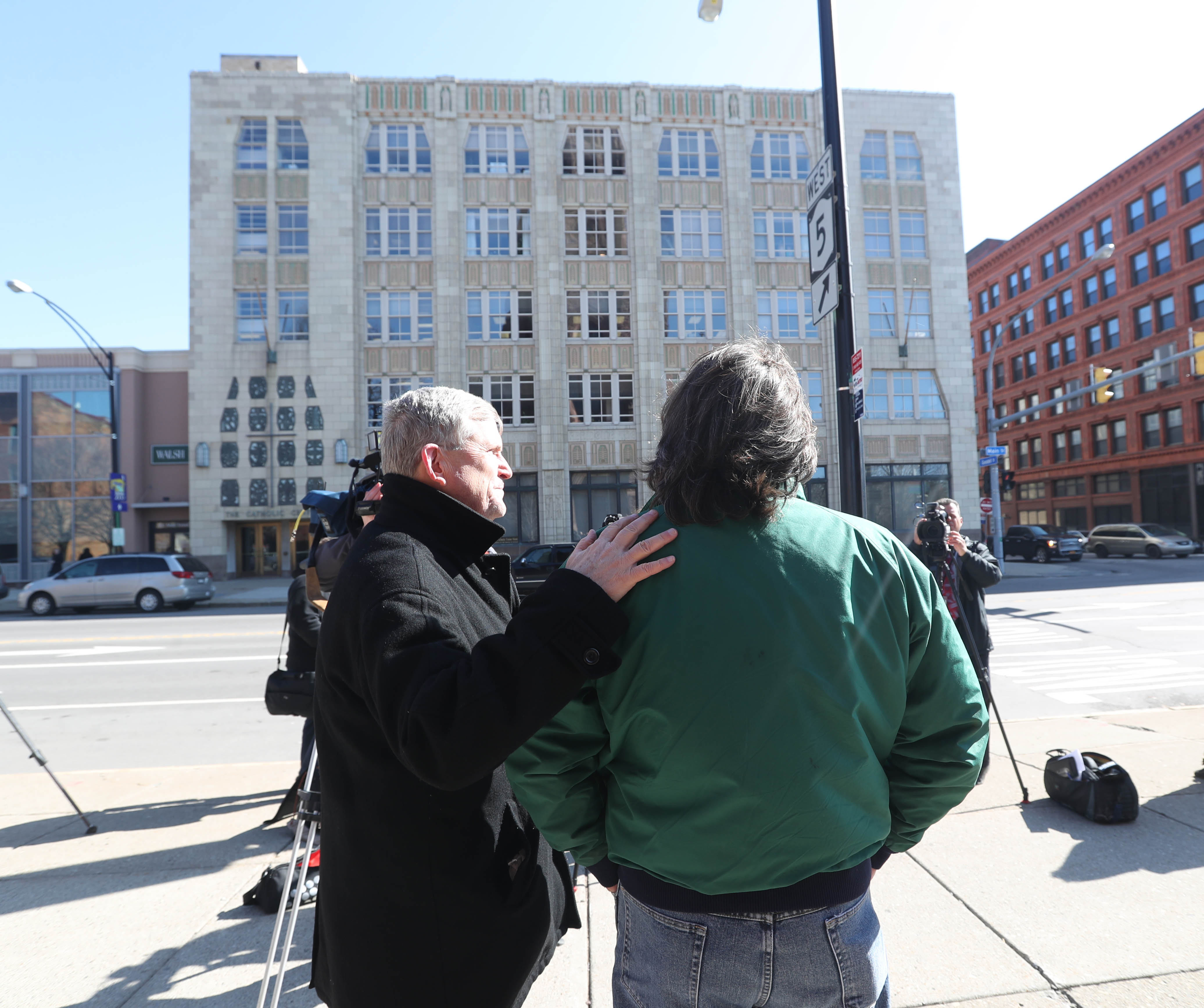 Retired Buffalo-area priest admits sexually abusing dozens of boys