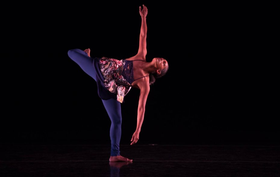 Members of Garth Fagan Dance will perform in the University at Buffalo Center for the Arts on Feb. 23.