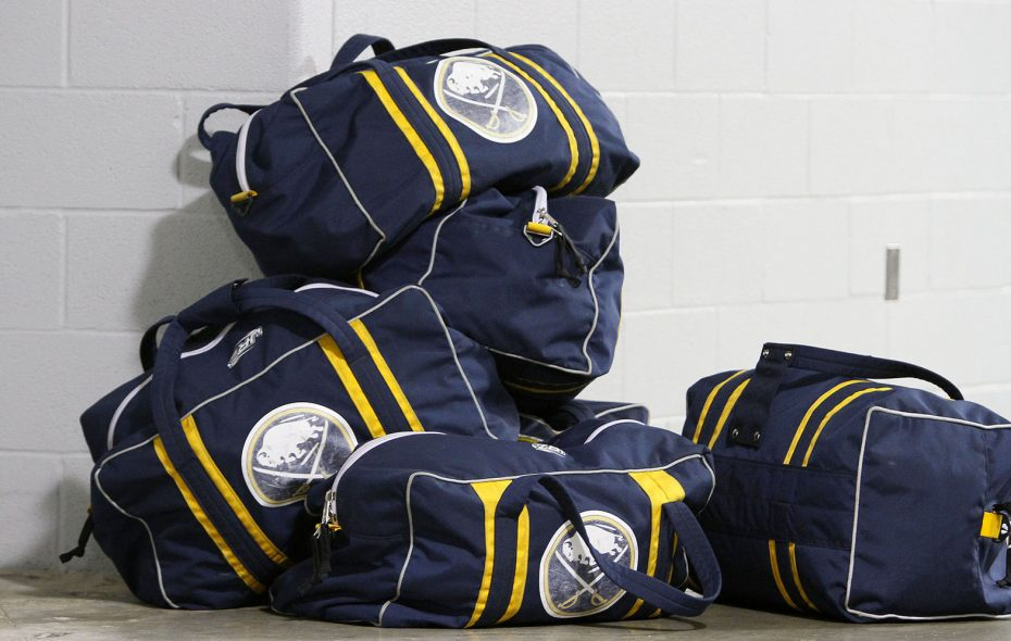 Which Sabres will be packing their bags by the end of today? (Mark Mulville/News file photo)