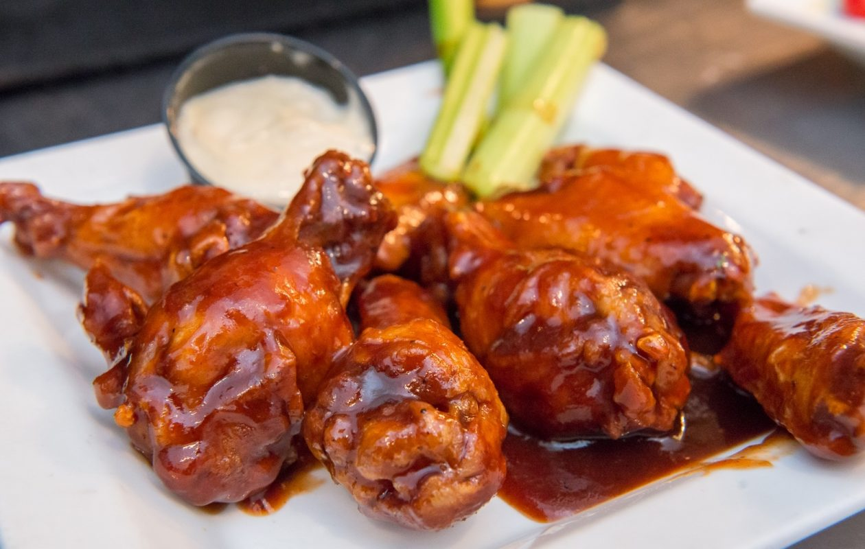'Shred your ex,' receive a free order of Anchor Bar wings. (Matt Weinberg/Special to The News)