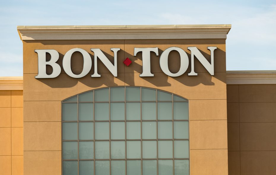 Bon-Ton will close all of its stores by the end of August. (Dreamstime)