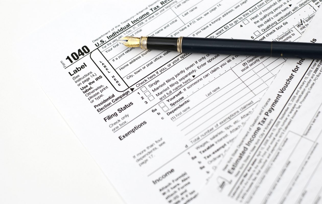 Tax Day is creeping closer.  File for free. (Dreamstime)