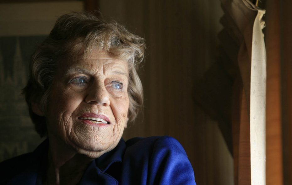 Beverly Busenlehner was a World War II veteran in the Navy. (Harry Scull Jr./Buffalo News)