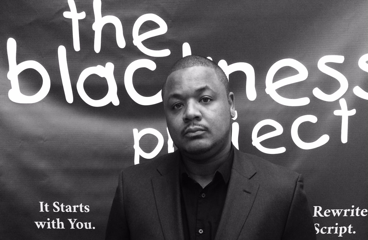 Buffalo filmmaker Korey Green made 'The Blackness Project,' a documentary about what it's like to be black in the United States.