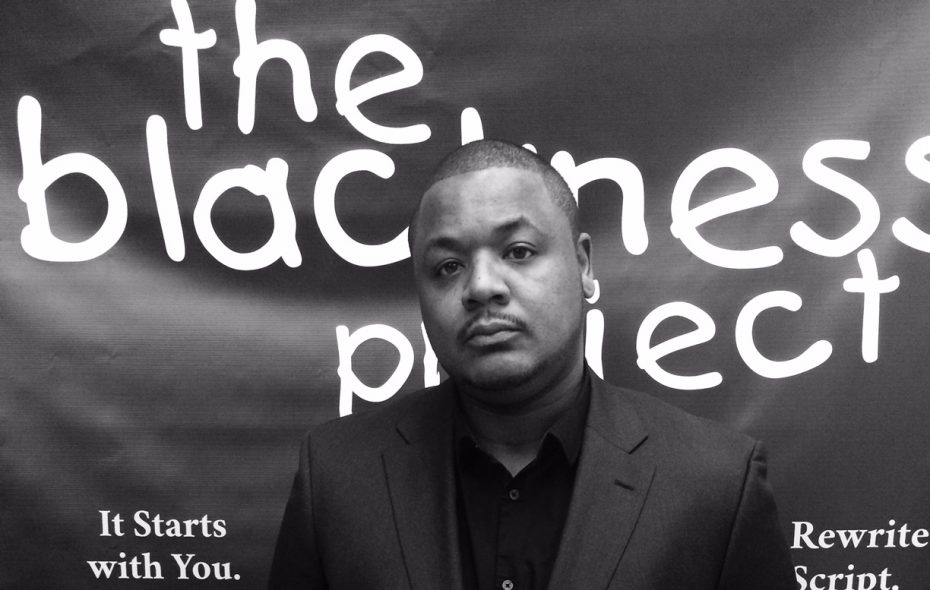 "Buffalo filmmaker Korey Green made ""The Blackness Project,"" a documentary about what it's like to be black in the United States."