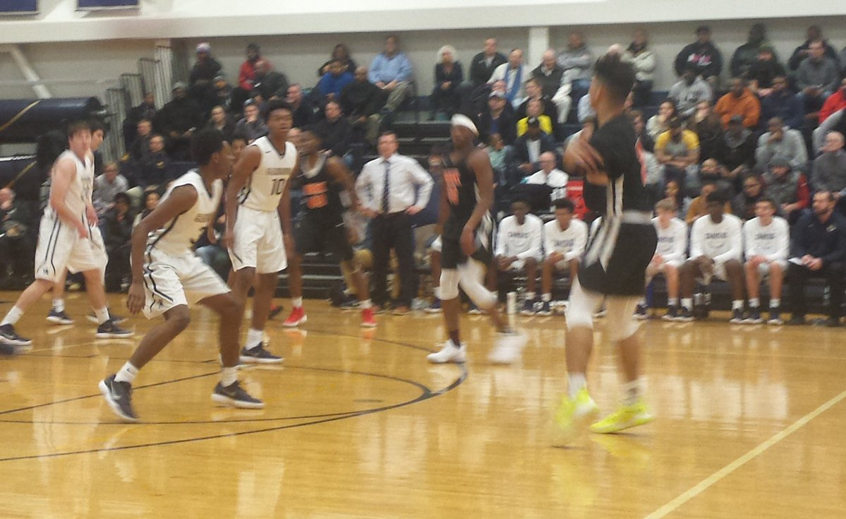 No. 2 Canisius and No. 1 Park went at it again for the second time this season.