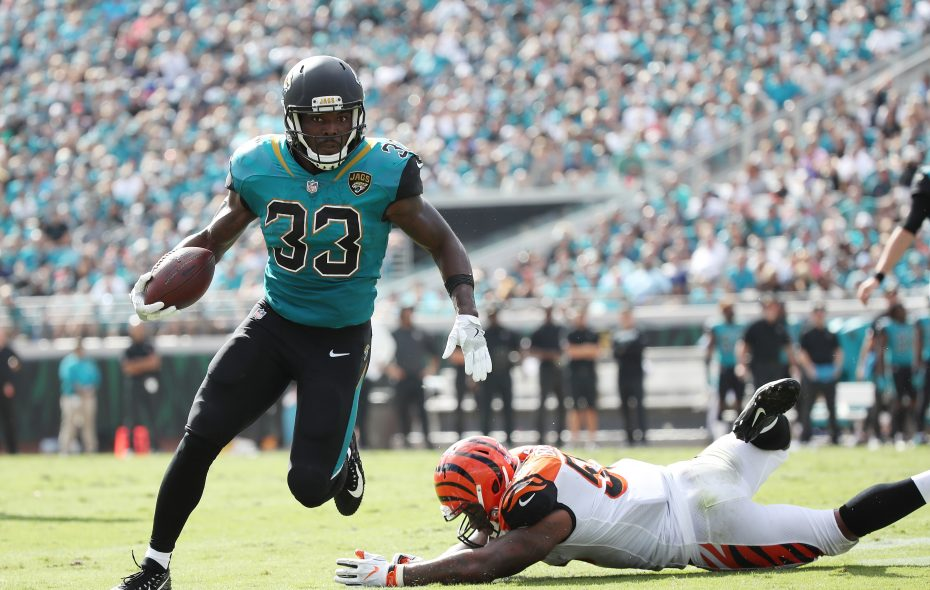 Former Jacksonville Jaguars running back Chris Ivory made a free-agent visit to the Buffalo Bills. (Getty Images)