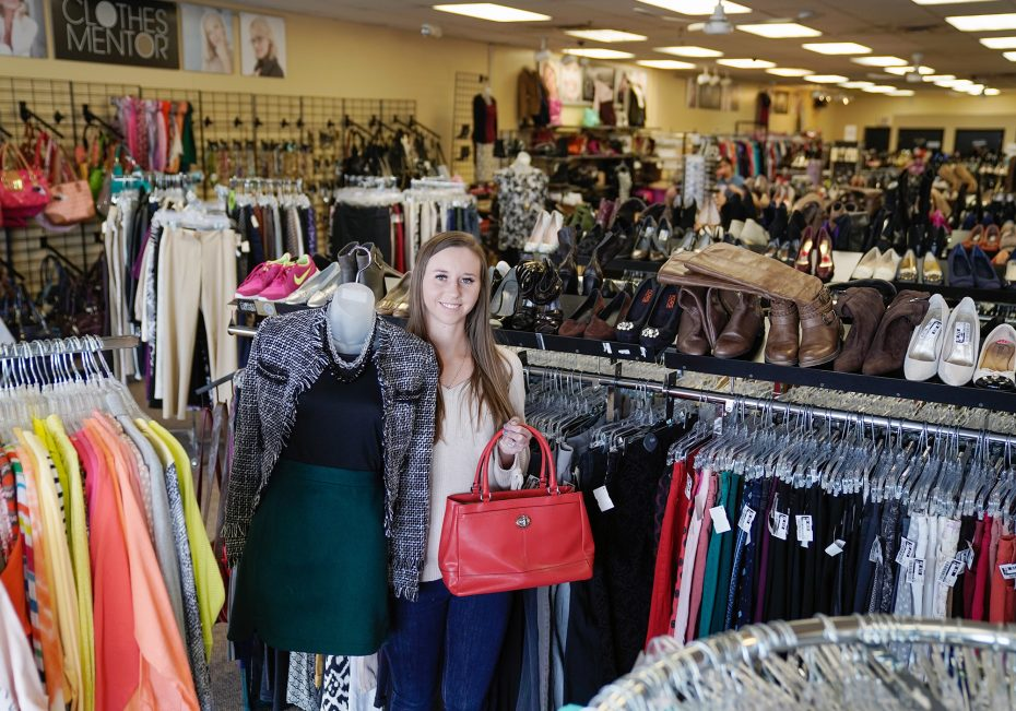 Clothes Mentor | Where to sell your stuff | Buffalo Magazine