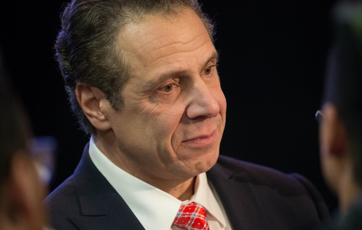 Gov. Andrew M. Cuomo. (News file photo)
