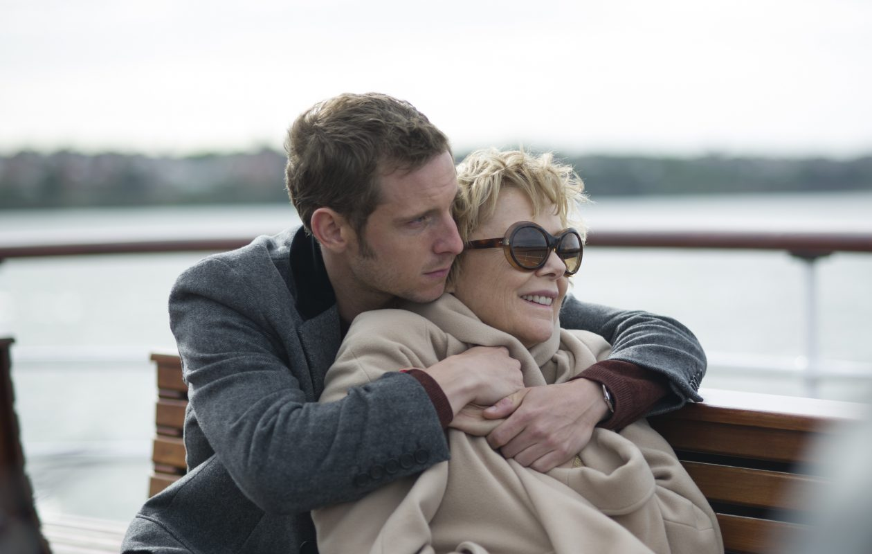 Jamie Bell and Annette Bening star in the true story of the May-December romance between Peter Turner and actress Gloria Grahame. (Photo by Susie Allnutt, Courtesy of Sony Pictures Classics)