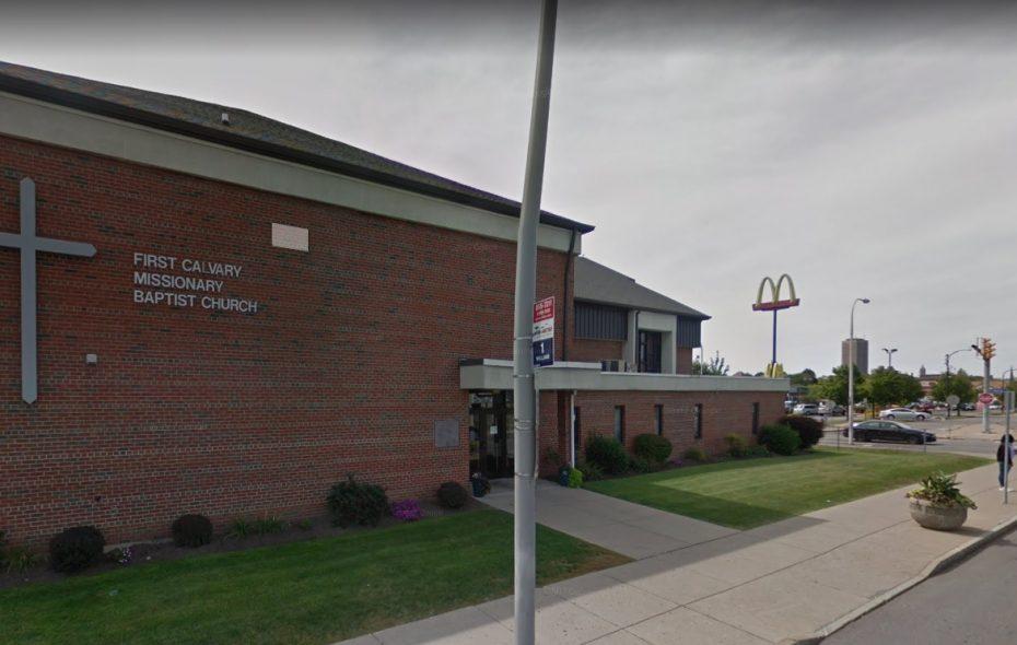 First Calvary Missionary Baptist Church. (Google Maps)