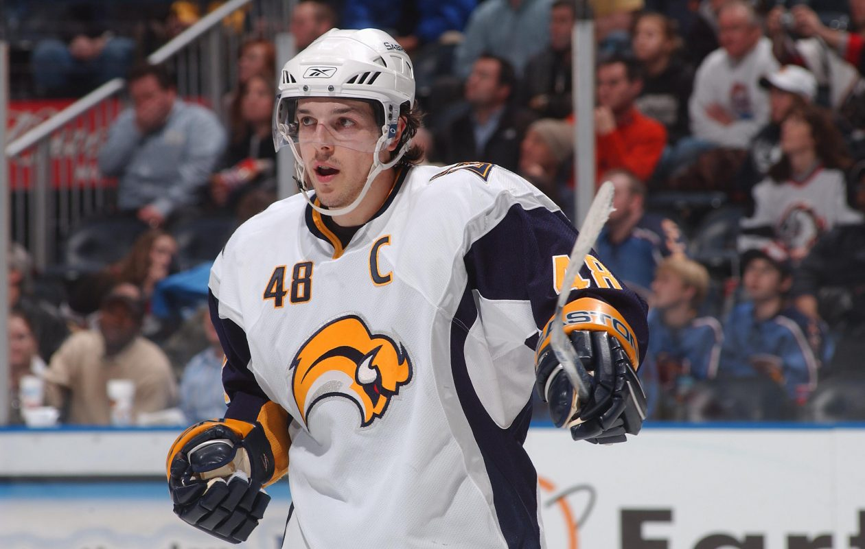 The Sabres hit the jackpot with a deadline deal for Daniel Briere, but other trades have had mixed results. (Getty Images)