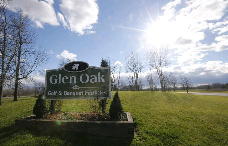 Glen Oak Golf and Banquet Facility, shown in this 2015 photo, has been sold to the former golf pro at Transit Valley Country Club. (Derek Gee/Buffalo News file photo)