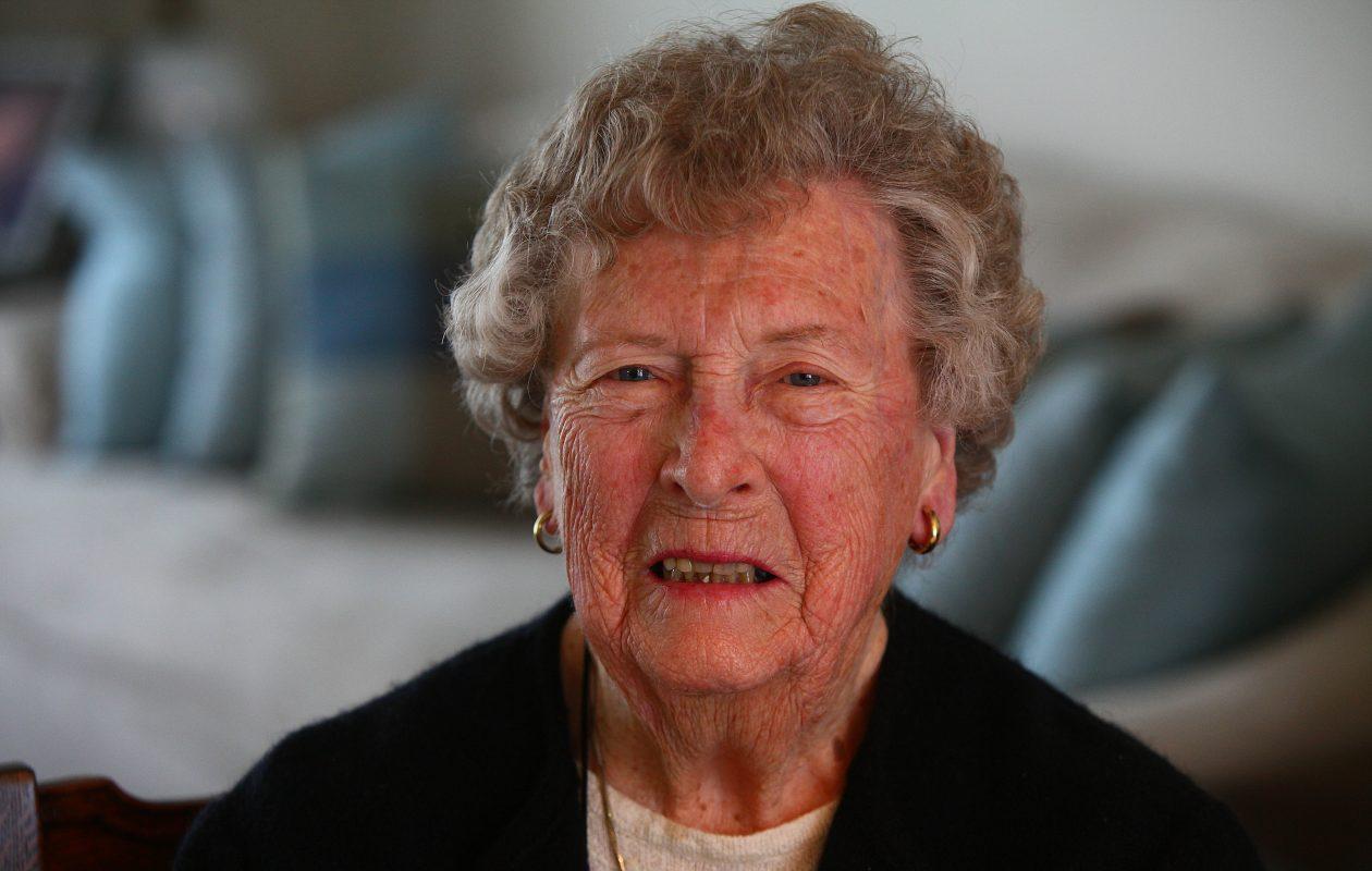 Henrietta Hill on April 20, 2012.  (Robert Kirkham / Buffalo News)