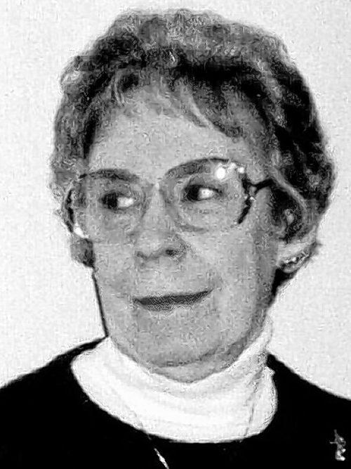 MARTIN, Dolores M. (Oddo)