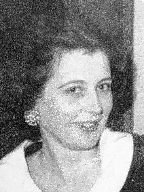FORSTER, Ann Marie (Waring)