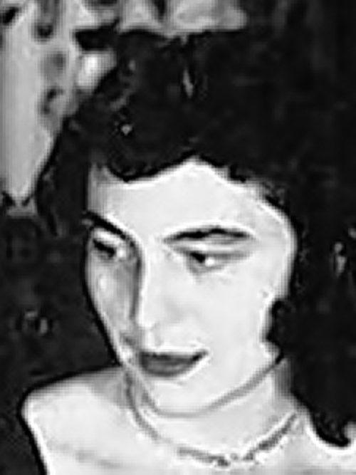 WETTLAUFER, Gertrude Alice (Swannie)