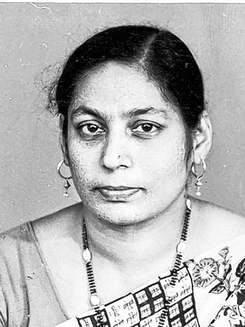 CRASTA, Margaret M. (Puttamariappa)