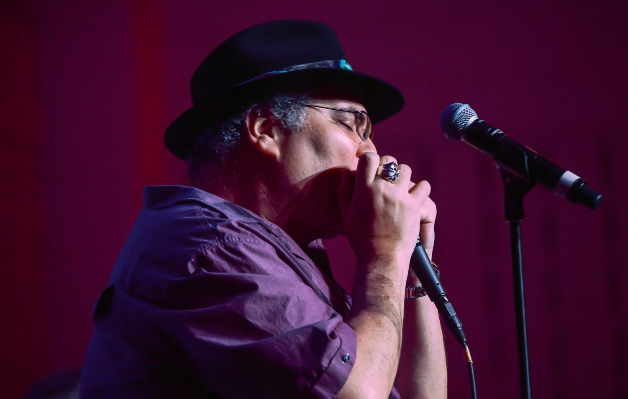 John Popper will perform a solo show at the Tralf. (Getty Images)