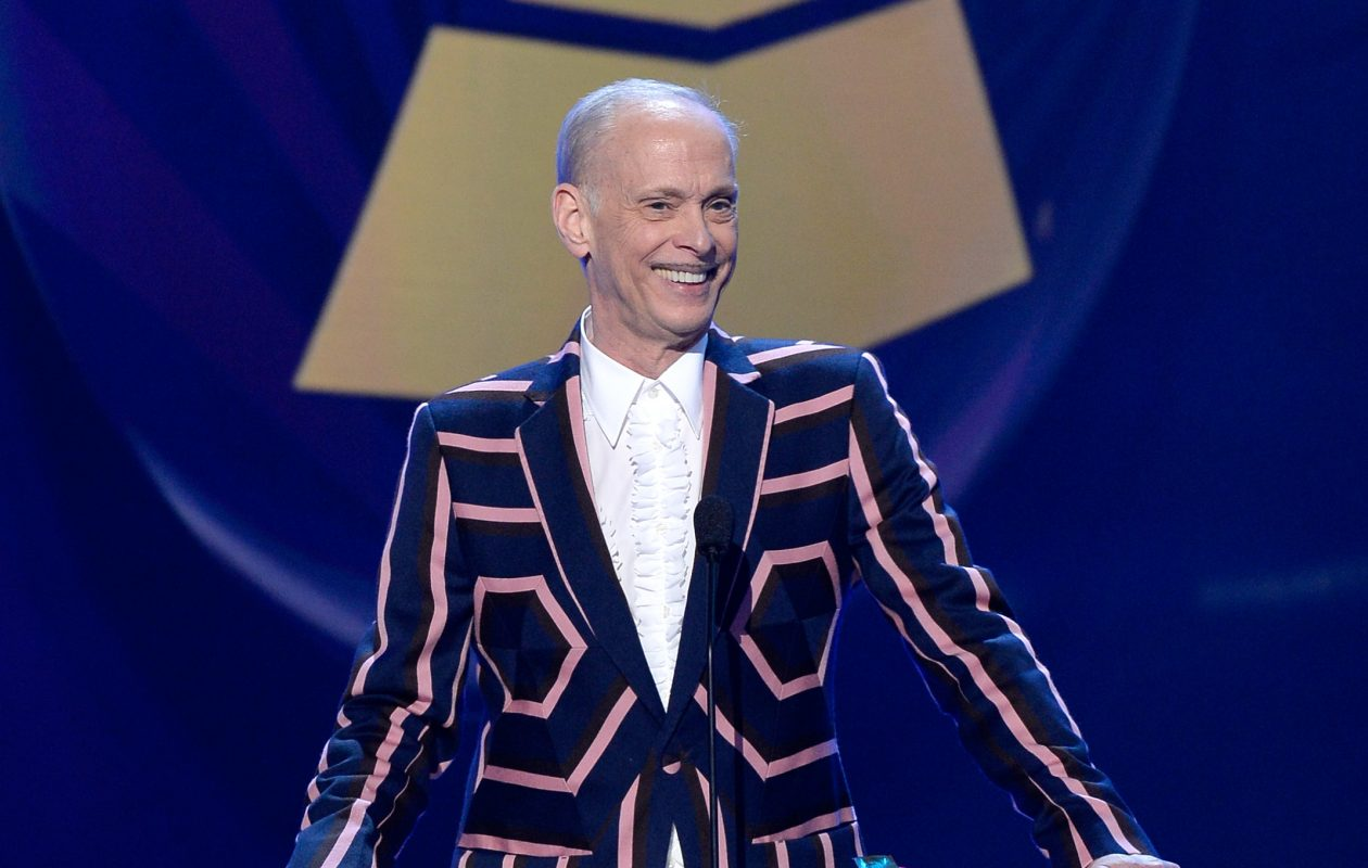 John Waters is bringing his holiday show to Asbury Hall at Babeville. (Getty Images)