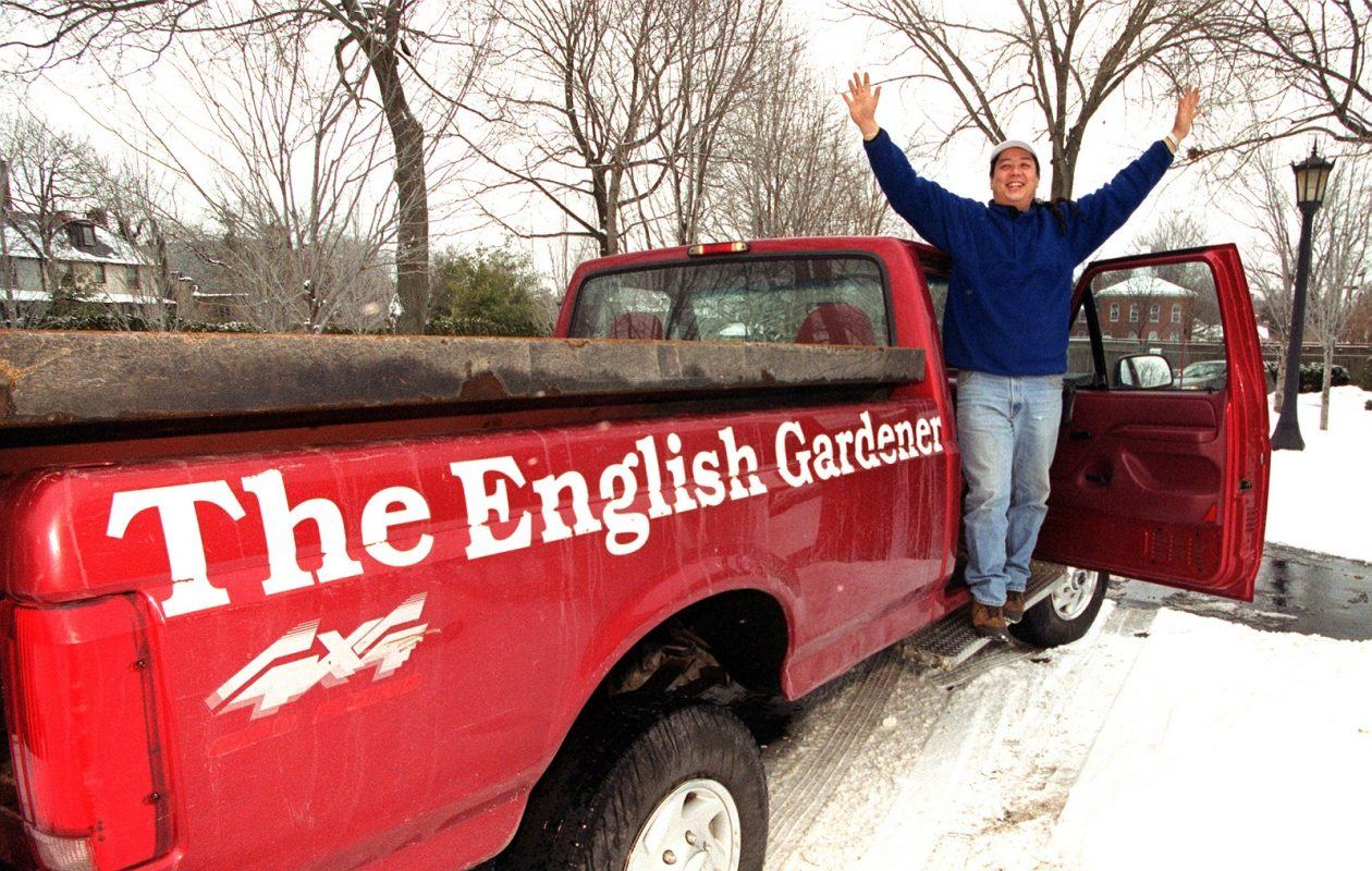 Joseph Han and his company The English Gardener ended up with new property thanks to a land donation from Clarence 'Dave' Davis to Hobart & William Smith Colleges. (Robert Kirkham/Buffalo News)