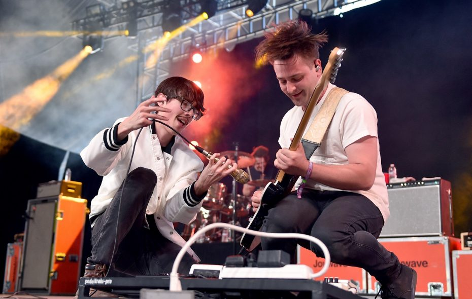 Joywave plays the Town Ballroom on March 7. (Getty Images)