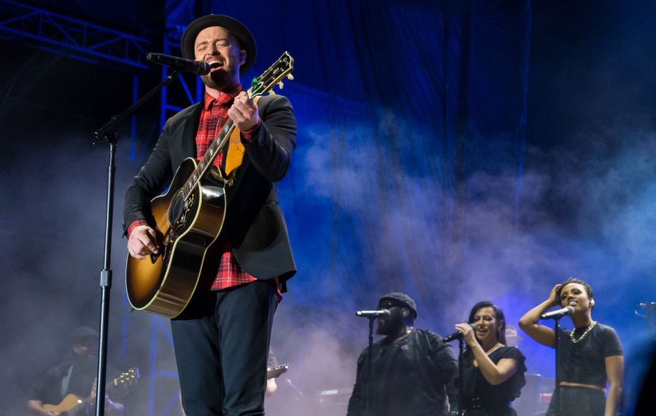 Tickets for Justin Timberlake's Buffalo show go on sale Feb. 19. (Suzanne Cordeiro/AFP/Getty Images)