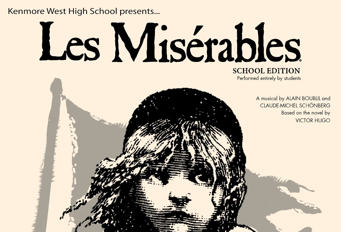 Kenmore West presents its winter production, 'Les Miserables'