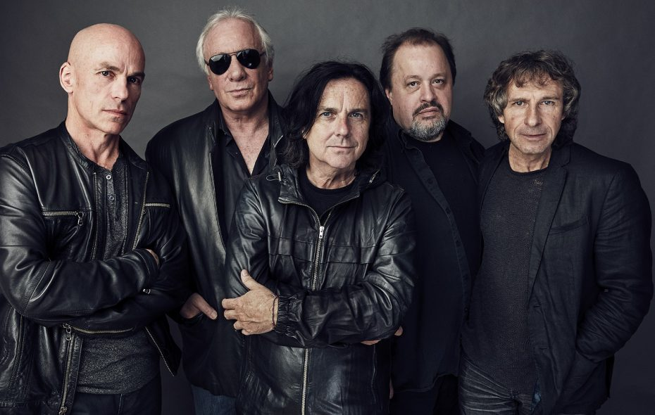 Marillion in 2018. The band performs for its loyal Buffalo band for the first time in a quarter century on Feb. 15. (Photo by Freddy Billqvis)