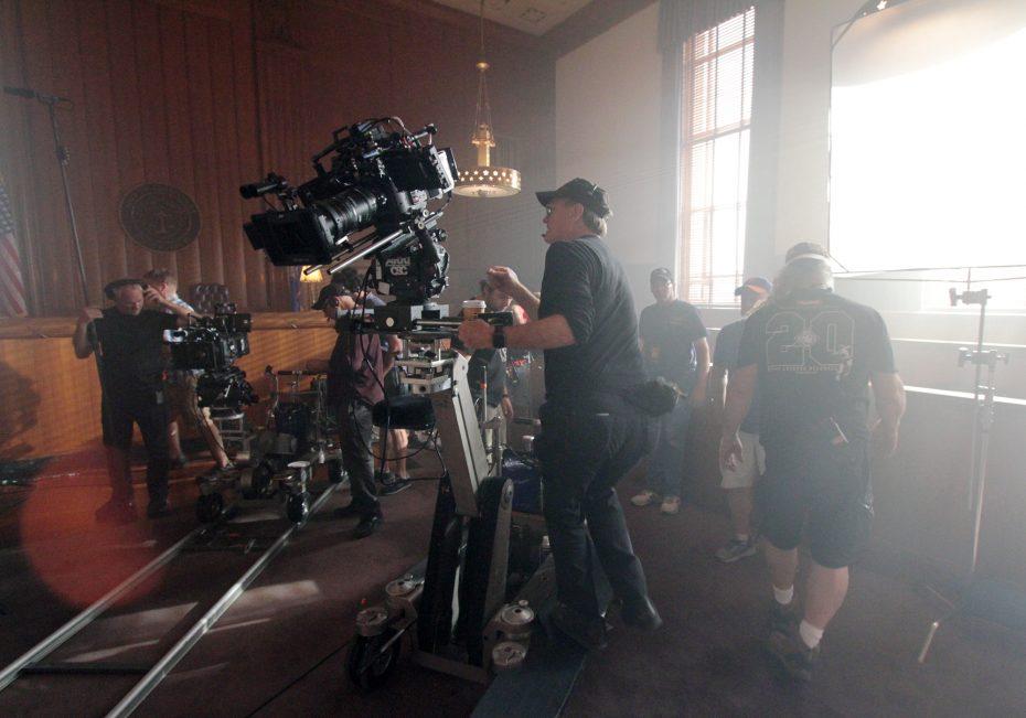 Marshall filming | Box office for Buffalo | Buffalo Magazine