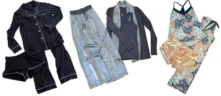 Pajamas from Jolie Jolie, Lace & Day, and Blums   Buffalo Magazine