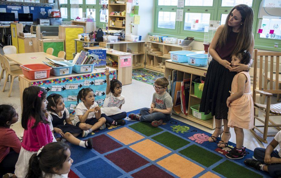The City of Tonawanda School District will begin registration for universal prekindergarten classes. (Edu Bayer/The New York Times file photo)