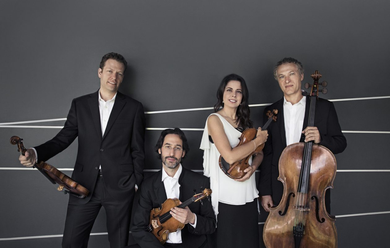 The Pacifica Quartet is flying into town for an 'immersive' Beethoven experience.