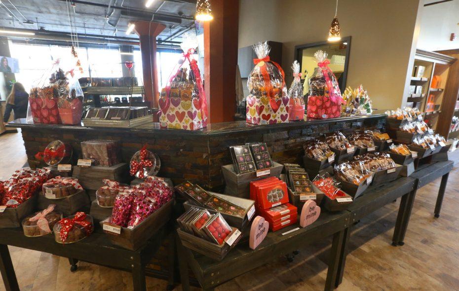Inside Platter's Chocolate Factory
