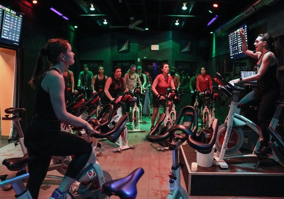 Saddle Cycling | Funding Fitness | Buffalo Magazine
