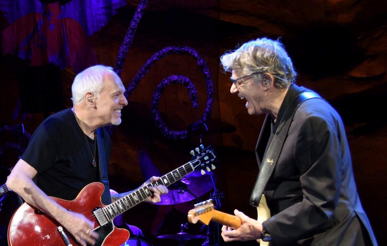 Steve Miller and Peter Frampton will perform at Artpark.