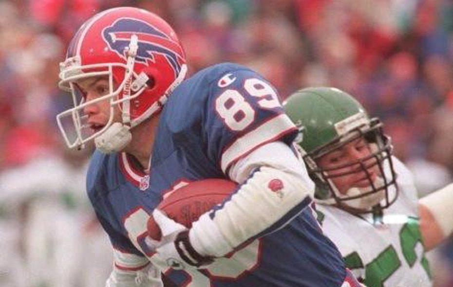Former Bills special teams standout Steve Tasker. (News file photo)