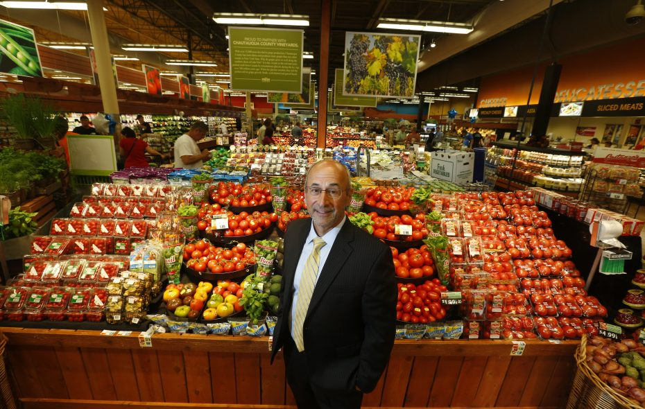 Tops President and CEO Frank Curci would be in line for a bonus under a new management incentive plan proposed by the company. (Mark Mulville/News file photo)