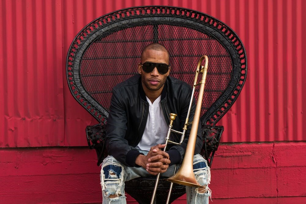 Trombone Shorty brings his traveling street party to Artpark.